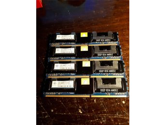 NANYA 4x2GB 2Rx4 PC2-6400F Fully Buff DDR2 Memory NT2GT72U4NB1BD-2C x4