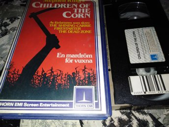 Children of the corn (1985) Svensk Rental Hyr