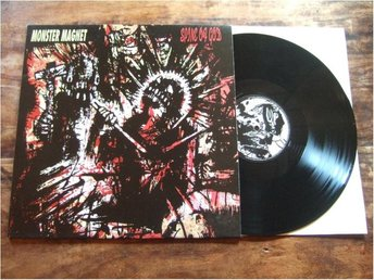 Monster Magnet / Spine Of God (Nyskick / Vinyl / Stoner / Fransk Nypress)