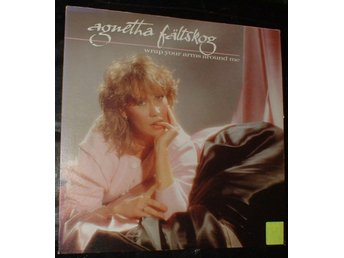 AGNETHA FÄLTSKOG LP Wrap your arms around me 1983 MEXICO ABBA SMOKIE