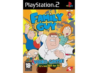 Family Guy: The Video Game - Playstation 2 - Varberg - Family Guy: The Video Game - Playstation 2 - Varberg
