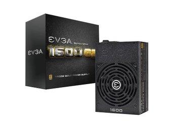 EVGA PowerSupply (PSU) SuperNOVA G2 1600W - Solna - EVGA PowerSupply (PSU) SuperNOVA G2 1600W - Solna