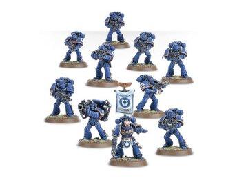 Warhammer 40k 10x Space Marine Tactical Squad - Uppsala - Warhammer 40k 10x Space Marine Tactical Squad - Uppsala