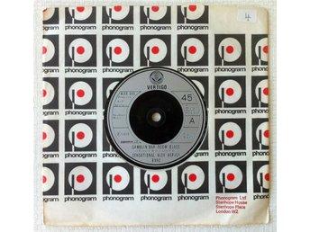"ALEX HARVEY BAND 'Gamblin' Bar Room Blues' UK 7"" - Bröndby - ALEX HARVEY BAND 'Gamblin' Bar Room Blues' UK 7"" - Bröndby"