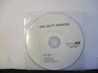 DEE JAY ft PANDORA - CALL ME