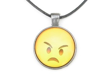 Emoji halsband / necklace