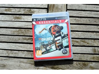 Playstation 3 PS3 SKATE 3