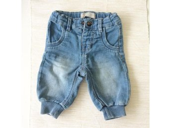 Fina mjuka jeans Strl 56 Name it.