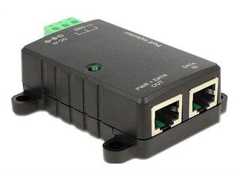 DeLOCK PoE injektor för PoE/PoE+, Gigabit, 802.3at, 30W, svart - Höganäs - DeLOCK PoE injektor för PoE/PoE+, Gigabit, 802.3at, 30W, svart - Höganäs