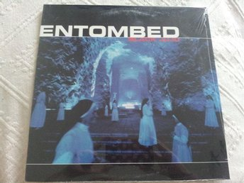 "NY! 10""  ENTOMBED - BLACK JUJU - *GRAY MARBLED* VINYL"