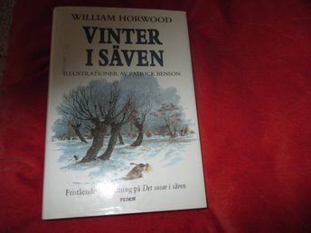 William Horwood - Vinter i säven illustrerad