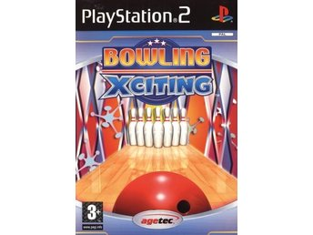 PS2 - Bowling Xciting (Beg)