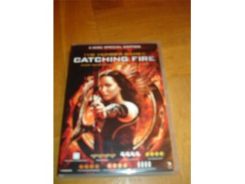 Hunger games 2, Catching fire, dubbeldisk