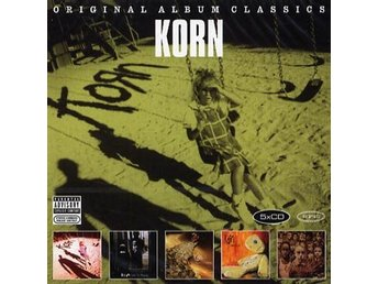 Korn: Original album classics 1994-2002 (5 CD)