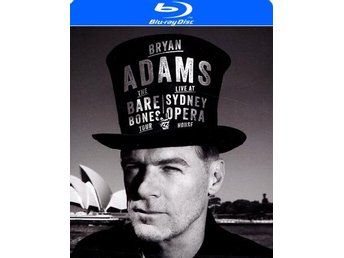 Adams Bryan: Live at Sydney Opera House 2011 (Blu-ray)