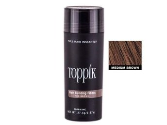 Toppik 27.5 g (Large size) - Medium brown - Mellanbrun REA!!!