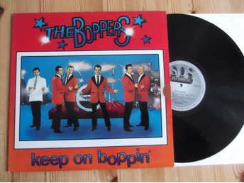 Boppers - Keep On Boppin'