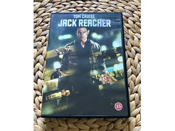 Jack Reacher. Tom Cruise, Rosamund Pike