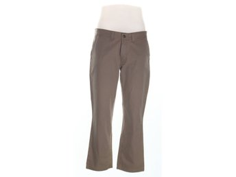 American English by Park Lane, Chinos, Strl: 35/30, Beige, Bomull