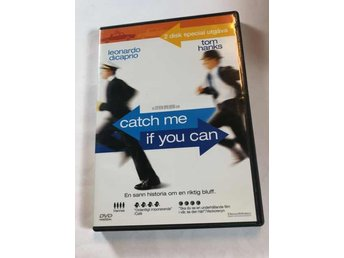 Catch me if you can - Sv. Text - DVD