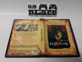 The Wax Mask DVD