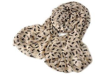 (SkU00028) Fashionable and Sexy Women Soft Chiffon Long Scarf