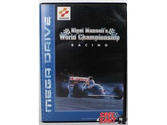 Nigel Mansell's World Championship Racing (Svensk Version)