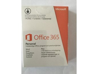 Microsoft office 365 Personal - Västerås - Microsoft office 365 Personal - Västerås