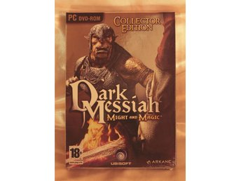Dark Messiah of Might and Magic ~ Collector Edition - NY/NEW, FACTORY SEALED