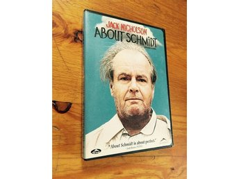 About Schmidt - Jack Nicholson - Gratis Frakt! - Göteborg - About Schmidt - Jack Nicholson - Gratis Frakt! - Göteborg