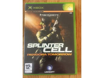 Splinter cell pandora tomorrow - xbox