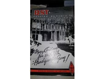 QST   devoted entirely to amateur radio   December, 1971 Beg.