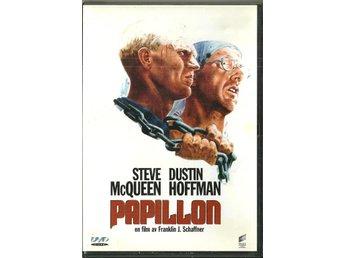 ** PAPILLON ( Steve Mc Queen / Dustin Hoffman ) ** - Gnosjö - ** PAPILLON ( Steve Mc Queen / Dustin Hoffman ) ** - Gnosjö