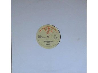 Blowfly title* Business Deal* Funk, Disco US 12""
