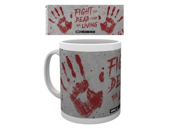 Mugg - The Walking Dead - Hand Prints