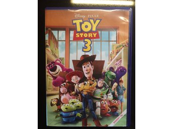 Toy Story 3 - Disney DVD