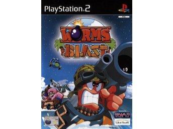 Javascript är inaktiverat. - Hyssna - Playstation 2 - Worms Blast Begagnat Playstation 2 spel i bra skick Se baksida för mer info... ---- Vi köper, säljer och byter Tvspel, Film och Musik mm - Hyssna