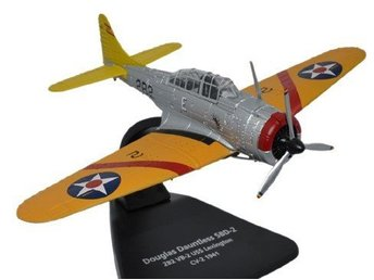 Oxford Douglas SBD-2 Dauntless - 1/72 scale. Nice!