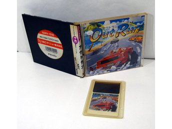 Outrun till Pc Engine PCE