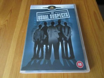 De misstänkta / The Usual Suspects (2-disc)