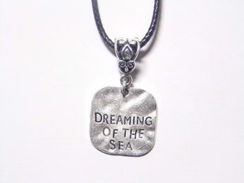 Dreaming of the sea halsband / necklace