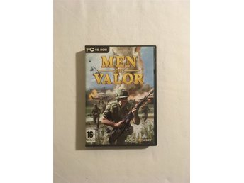 Men of Valor - PC - KOMPLETT