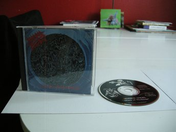 Morbid Angel - Altars of madness CD Earache Death Metal Dödsmetall Döds