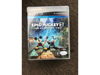 Epic mickey 2 komplett ps3