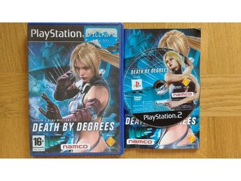 PlayStation 2/PS2: Death by Degrees