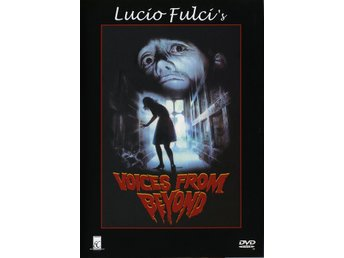 Voices from Beyond '91 Lucio Fulci, Duilio Del Prete, Karina Huff FIN DVD OOP