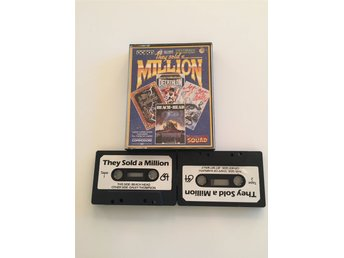 They Sold A Million C64 spel (4 spel)