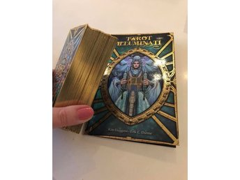 Illuminati tarot kit, tarot, Cards, new age, tarotkort, lek