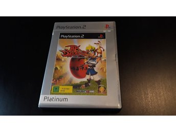Jak and Daxter The Precursor Legacy - Komplett - PS2 / Playstation 2