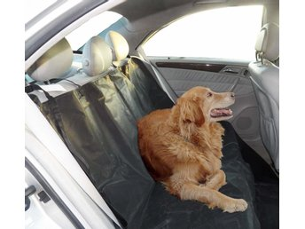 Waterproof Car Rear Seat Protector for Pets